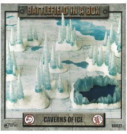 Gale Force 9 Caverns of Ice Encounter Pre-Painted 30mm Terrain