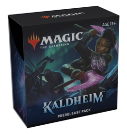 Wizards of the Coast Magic The Gathering: Kaldheim Prerelease Kit