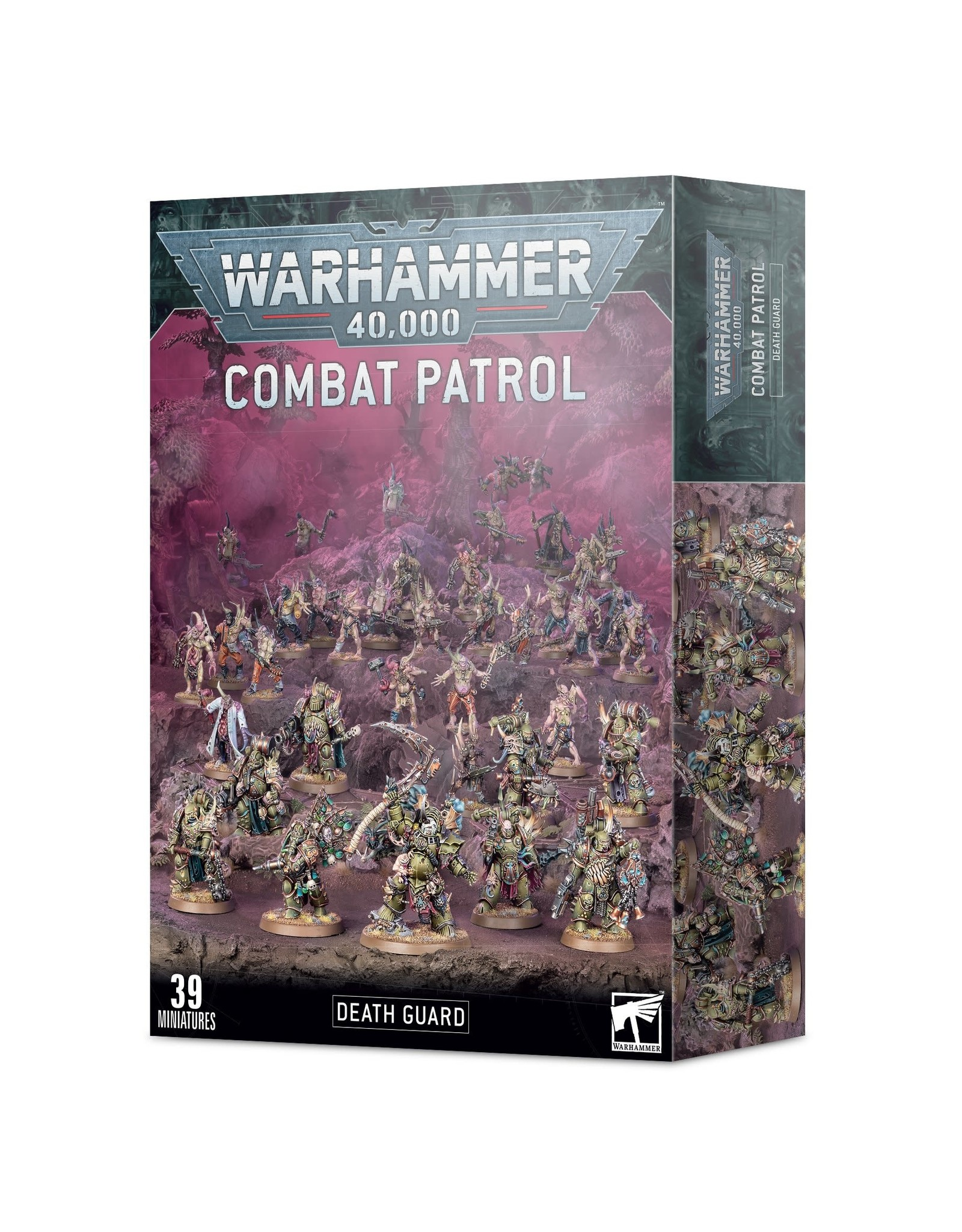 Games Workshop Combat Patrol: Death Guard