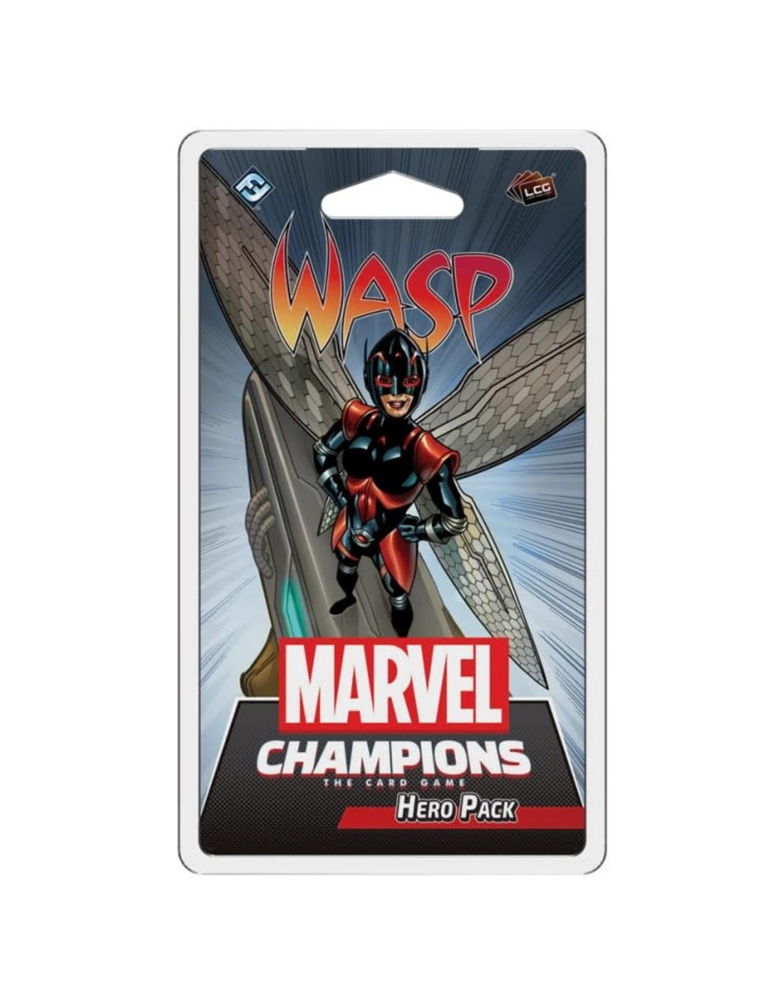 Fantasy Flight Games Marvel Champions LCG: Wasp Hero Pack