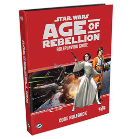 Fantasy Flight Games Age of Rebellion Core Rulebook
