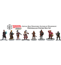 WizKids Dungeons & Dragons Critical Role Miniatures Factions of Wildemount Dwendalian