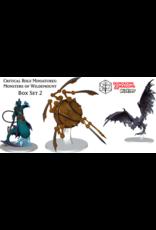 WizKids Dungeons & Dragons Critical Role Miniatures Monsters of Wildemount Set 2