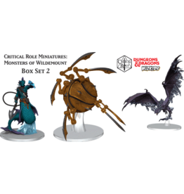 WizKids Dungeons & Dragons Critical Role Miniatures Monsters of Wildemount Set 2