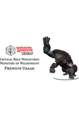 WizKids Dungeons & Dragons Critical Role Miniatures Monsters of Wildemount Premium Udaak