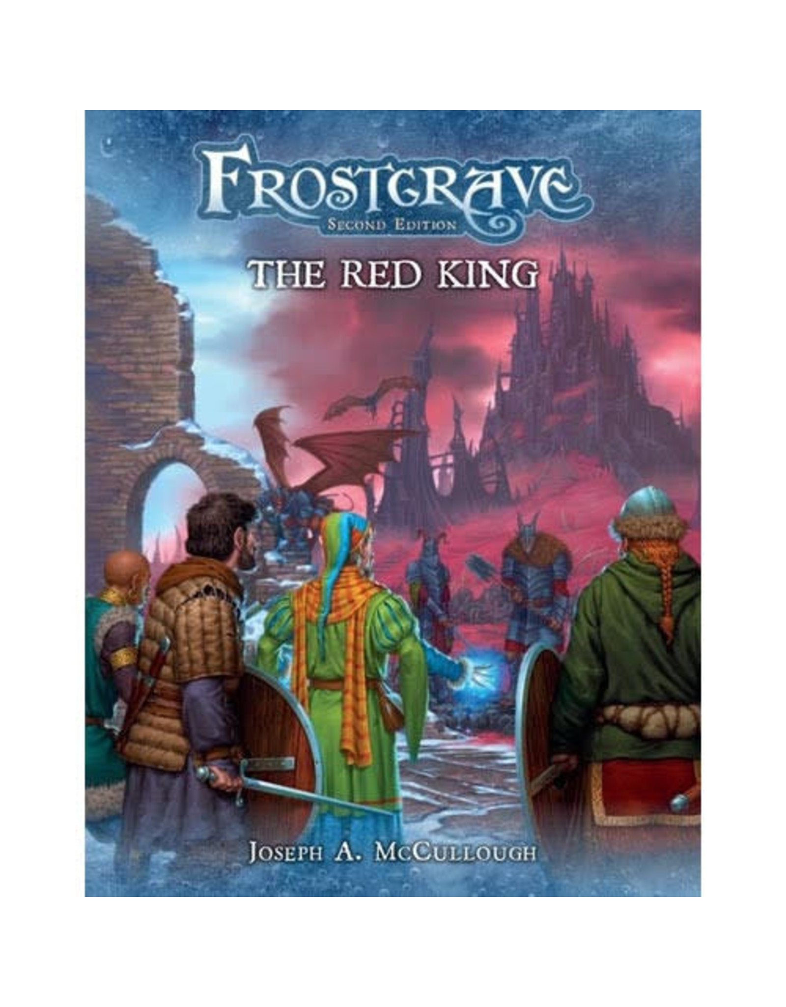 Osprey Games Frostgrave: The Red King