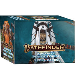 Paizo Publishing Pathfinder RPG: Advanced Player`s Guide - Spell Deck (P2)