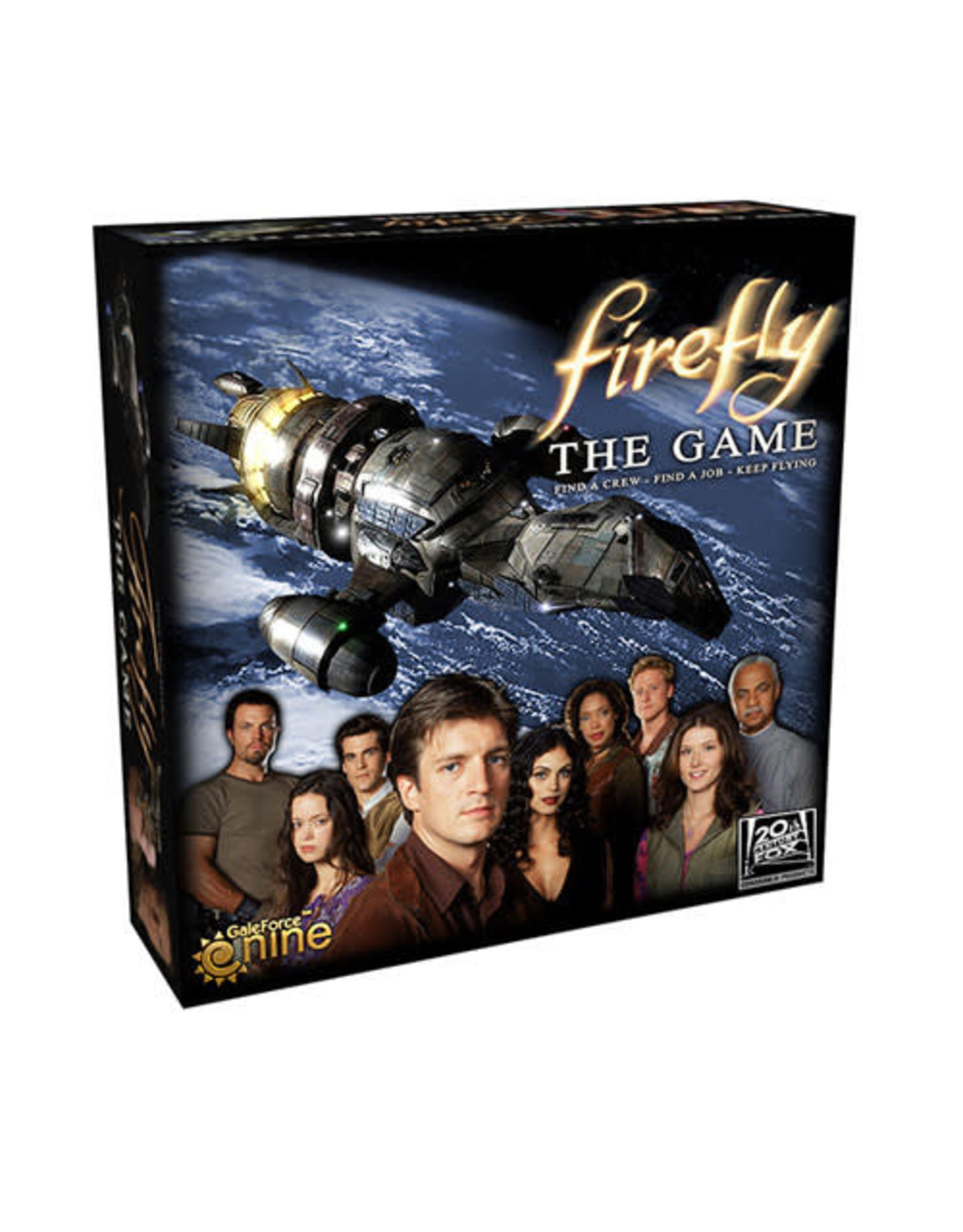 Gale Force 9 Firefly: The Game