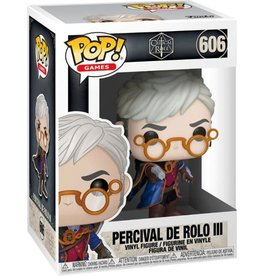 Funko Games POP! Vox Machina Pop Percival de Rolo