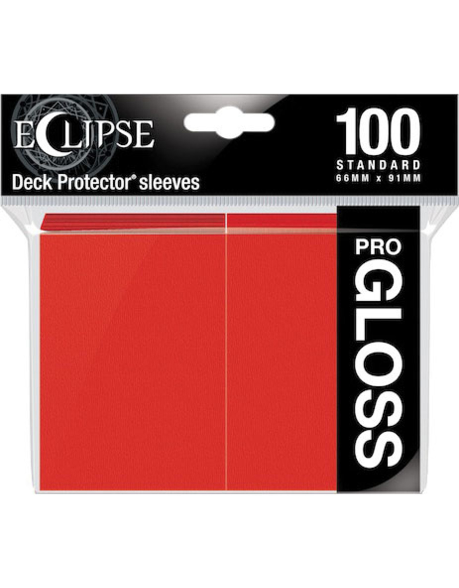 Ultra Pro DP: Eclipse Gloss: Apple Red
