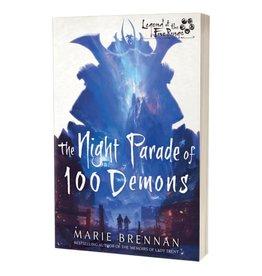 Asmodee L5R: Night Parade of 100 Demons (Novel)