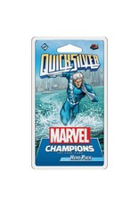 Fantasy Flight Games Marvel Champions LCG: Quicksilver Hero Pack