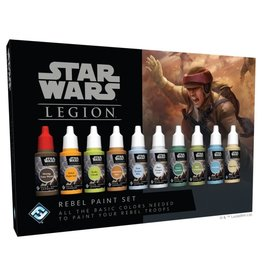 TAP Star Wars Legion: Rebel Paint Set