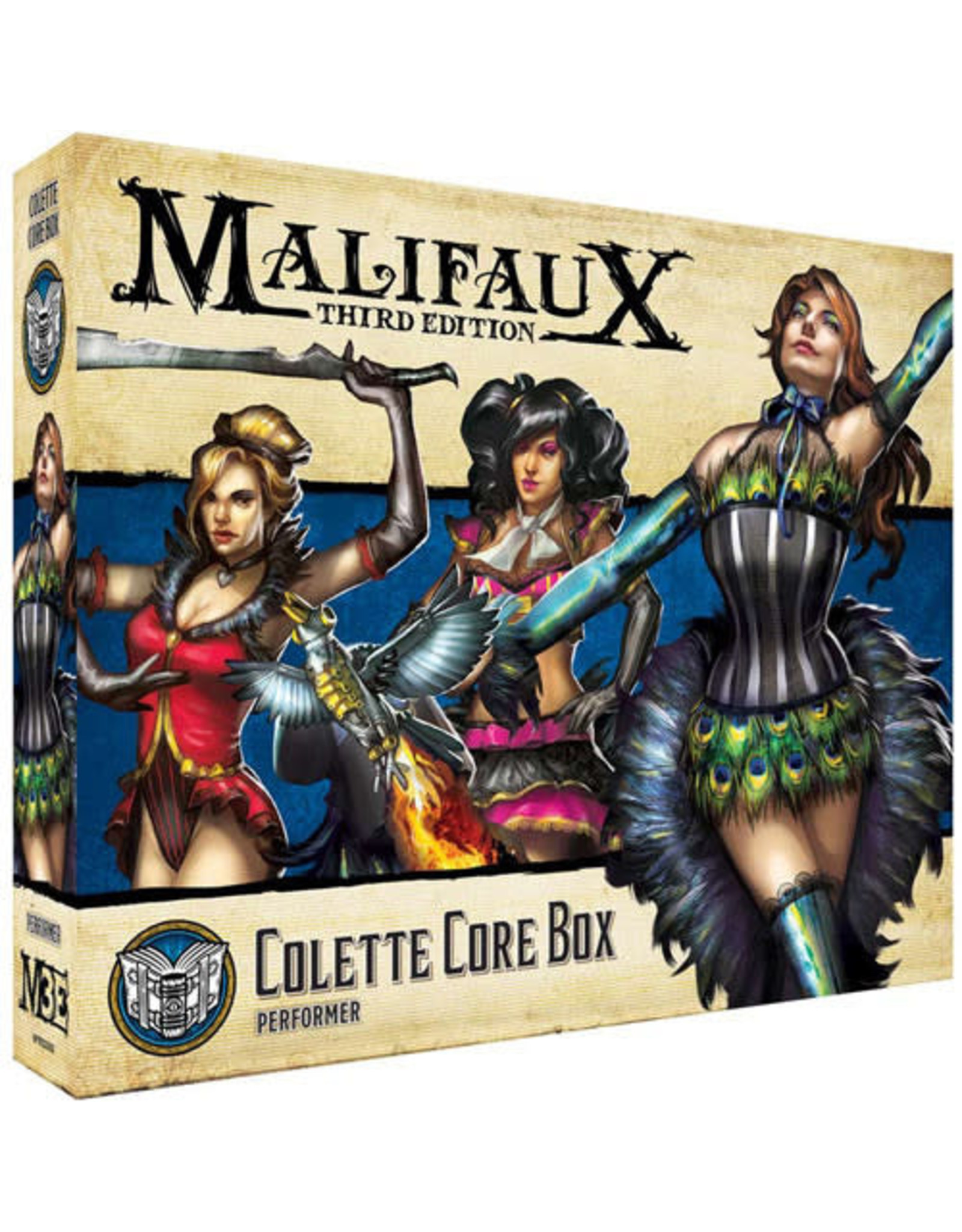 Wyrd Miniatures Colette Core Box