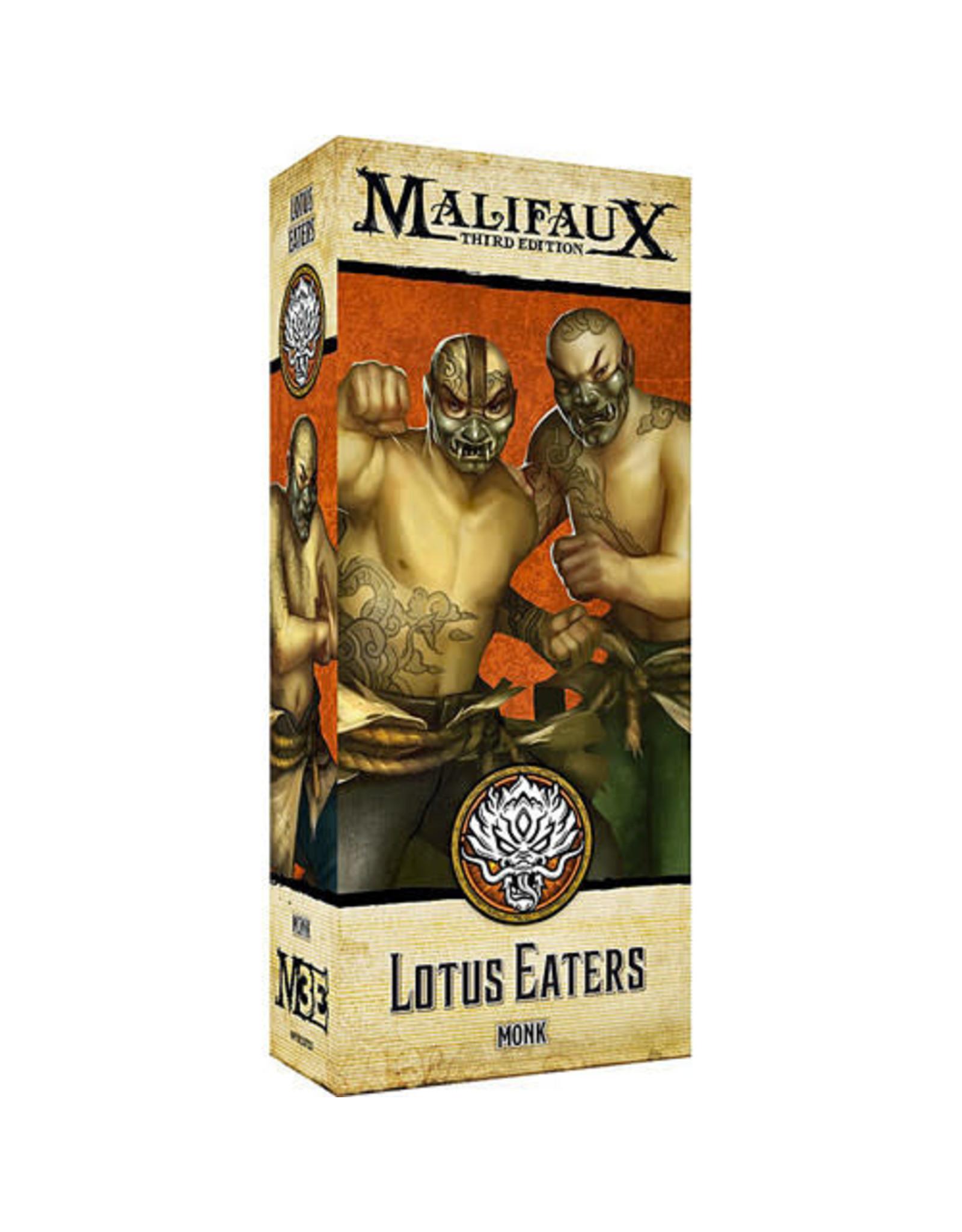 Wyrd Miniatures Lotus Eater