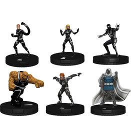 WizKids Marvel HeroClix: Fantastic Four Future Foundation Fast Forces