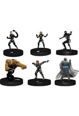 WizKids Marvel HeroClix: Fantastic Four Future Foundation Fast Forces