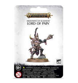 Games Workshop Hedonites of Slaanesh: Lord of Pain