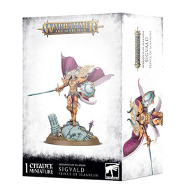 Games Workshop Hedonites: Sigvald Prince of Slaanesh