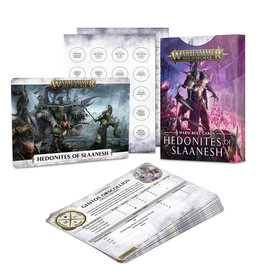 Games Workshop Warscrolls: Hedonites of Slaanesh