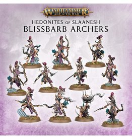 Games Workshop Hedonites of Slaanesh: Blissbarb Archers