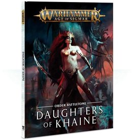 Games Workshop Battletome: Daughters of Khaine