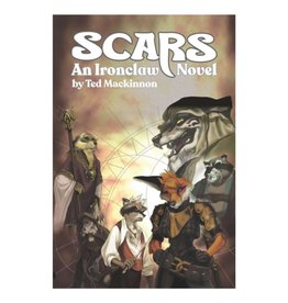 Sanguine Press SCARS: An Ironclaw Novel