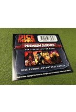 Roxley Game Labs Dice Throne Adventures Bosses Sleeve
