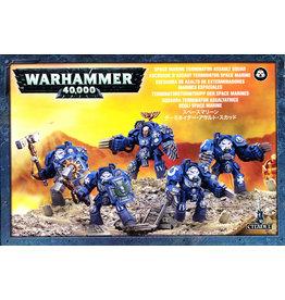 Games Workshop Space Marines Terminator Squad