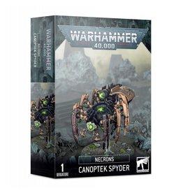 Games Workshop Necrons Canoptek Spyder