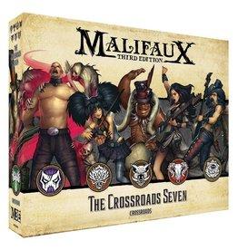Wyrd Miniatures Malifaux: Crossroads 7