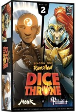 Roxley Game Labs Dice Throne: S1R Monk vs. Paladin