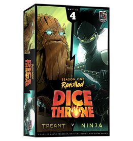 Dice Throne: S1R Treant v Ninja