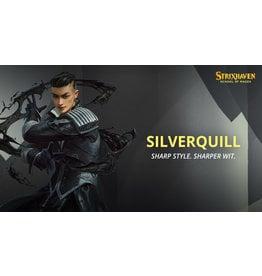 Wizards of the Coast MTG Strixhaven: Commander Deck Silverquill