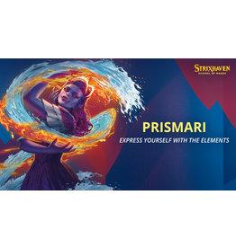 MTG Strixhaven: Commander Deck Prismari