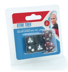 Modiphius Entertainment Star Trek Adventures RPG: Klingon Dice Set