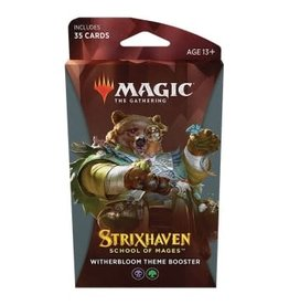 MTG Strixhaven: School of Mages Theme booster - Witherbloom