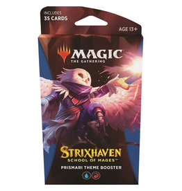 Wizards of the Coast MTG Strixhaven: School of Mages Theme booster - Prismari