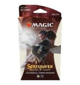 Wizards of the Coast MTG Strixhaven: School of Mages Theme booster - Silverquill