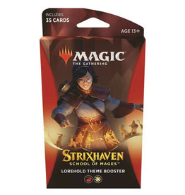 MTG Strixhaven: School of Mages Theme booster - Lorehold