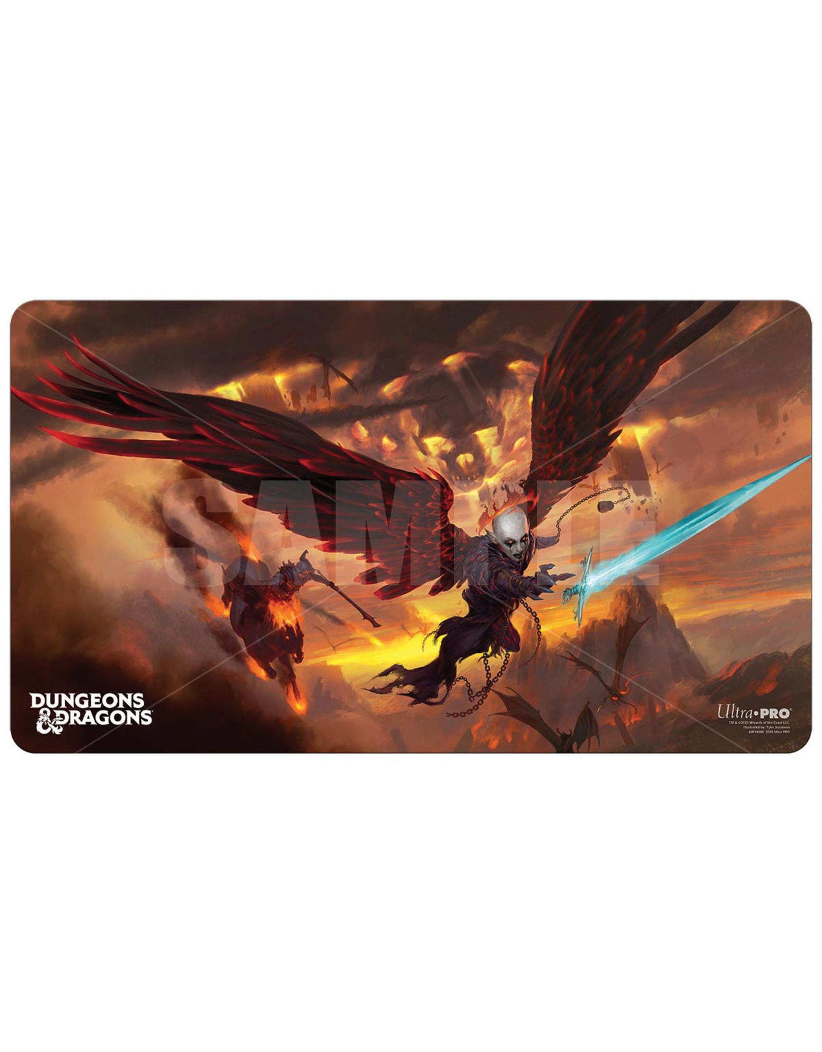 Ultra Pro Dungeons & Dragons: Cover Series Playmat - Baldurs Gate Descent Into Avernus