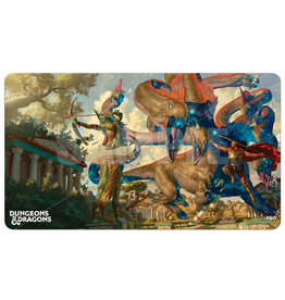 Ultra Pro Dungeons & Dragons: Cover Series Playmat - Mythic Odysseys of Theros