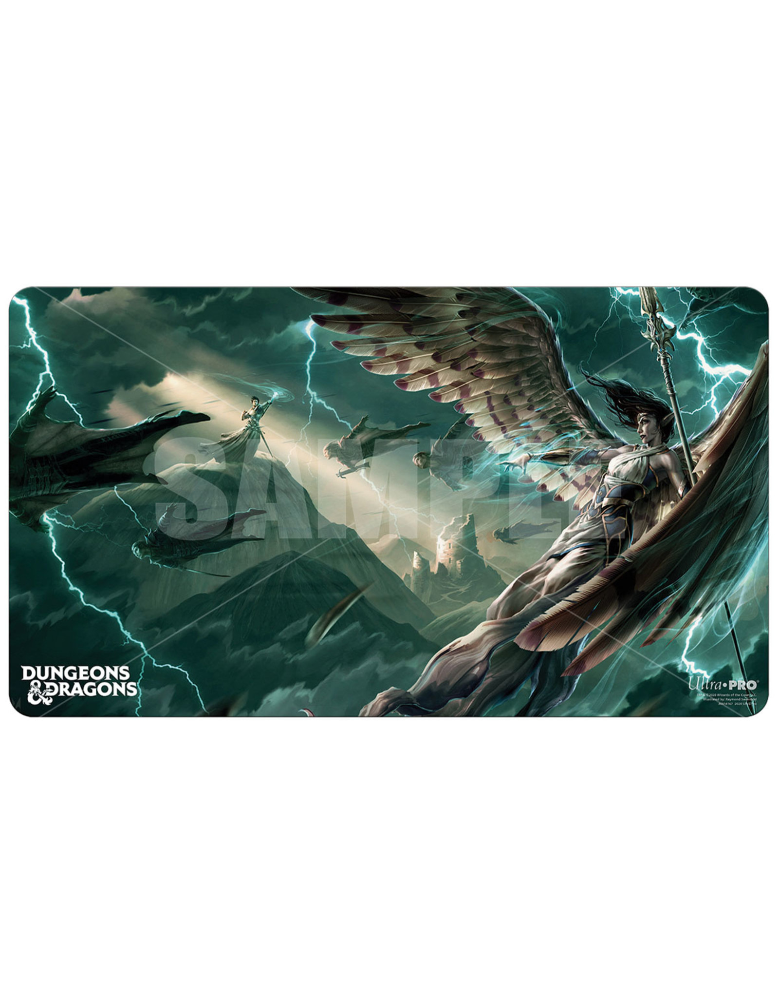 Ultra Pro Dungeons & Dragons: Cover Series Playmat - Princes of the Apocalypse