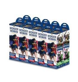 WizKids DC HeroClix: Wonder Woman 80th Anniversary Booster Brick