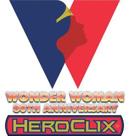 WizKids DC HeroClix: Wonder Woman 80th Anniversary Miniatures Game