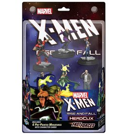 WizKids Marvel HeroClix: X-Men Rise and Fall Fast Forces