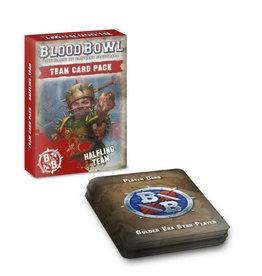 Games Workshop Blood Bowl Halfling Team Card Pack
