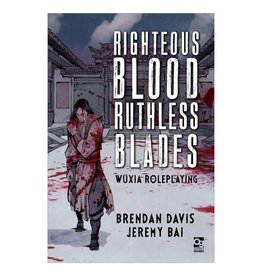 Osprey Games Righteous Blood, Ruthless Blades
