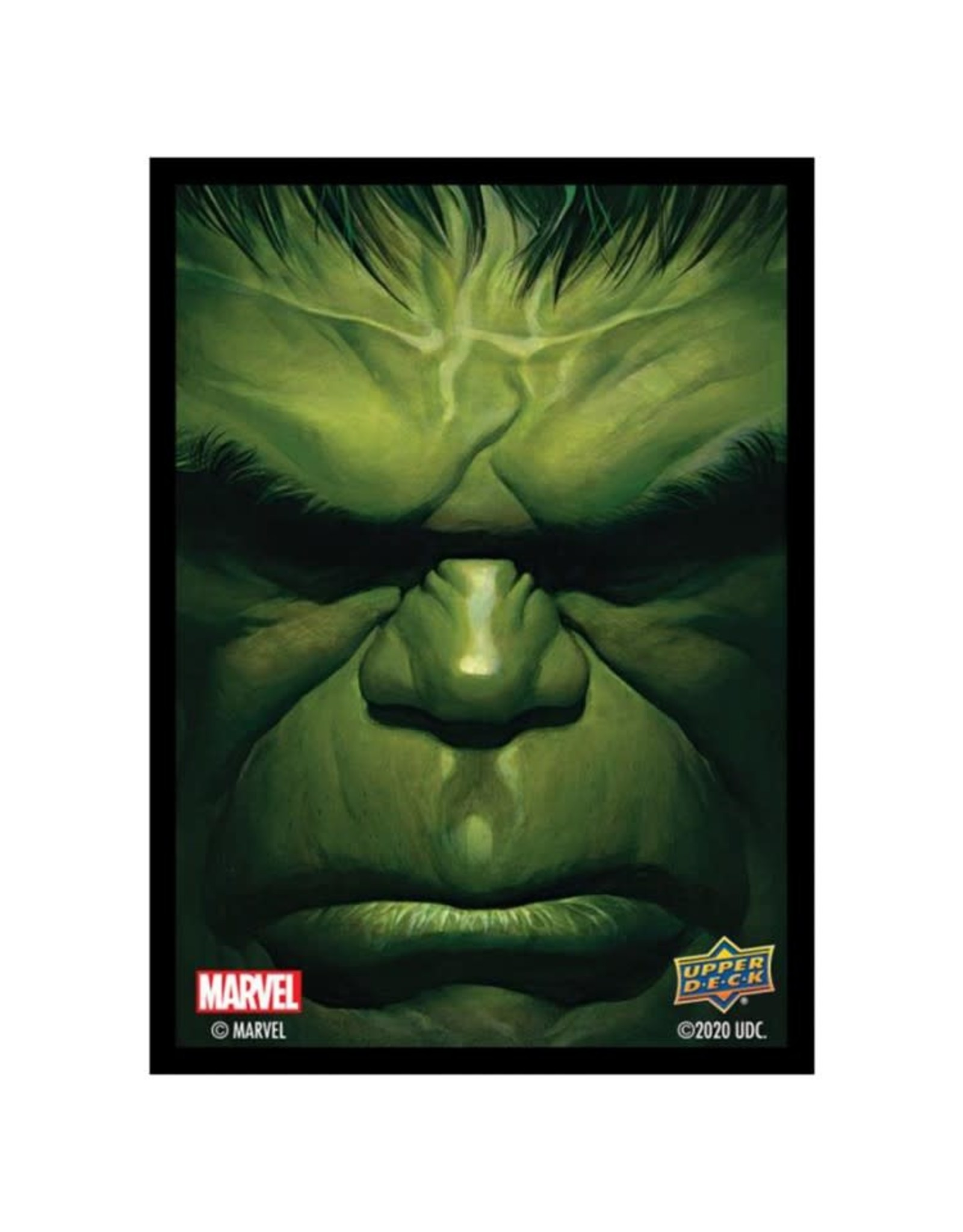 Upper Deck DP: Marvel: Hulk (65)
