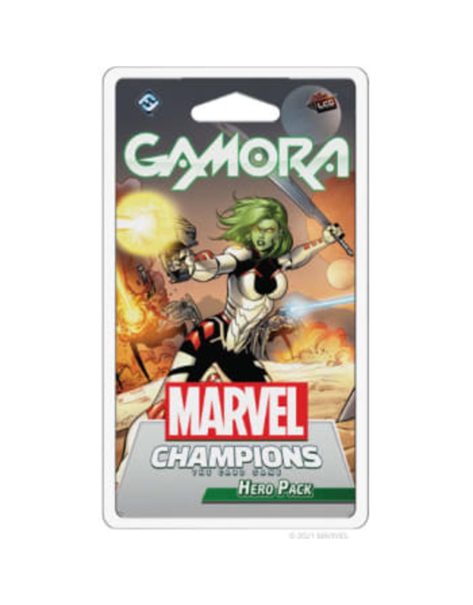 Marvel Marvel Champions: Gamora Hero Pack